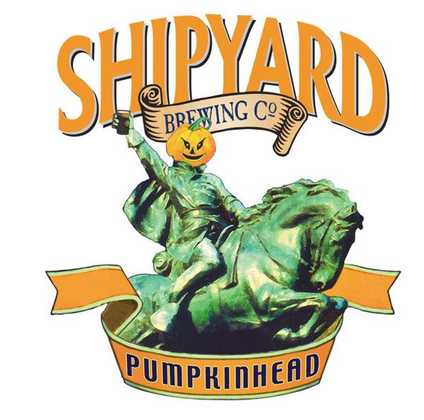 Shipyard Pumpkinhead Now Available Through Thanksgiving