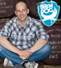 Meet The Brewer: James Watt of BrewDog (Scotland)