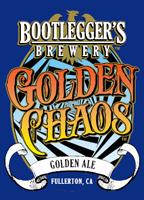 Bootlegger's Golden Chaos Golden Ale