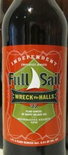 Full Sail Brewing - Wreck The Halls 2009