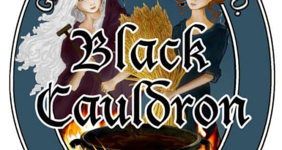 Grand Teton - Black Cauldron Imperial Stout