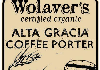 Otter Creek - Wolaver's Certified Organic - Alta Gracia Coffee Porter