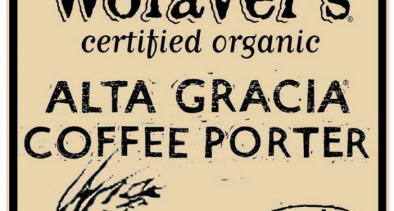 Otter Creek - Wolaver's Certified Organic - Alta Gracia Coffee Porter