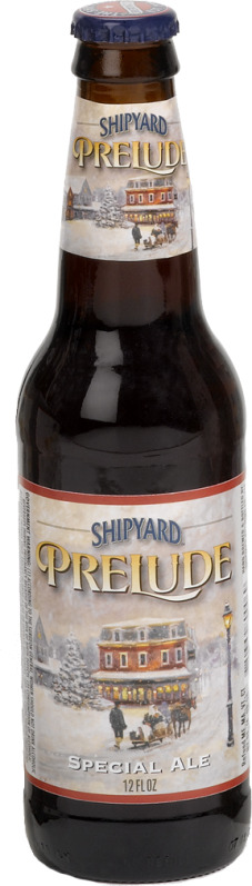 Shipyard Prelude Special Ale is here!