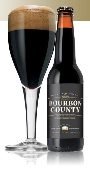 Goose Island Bourbon County Stout 2009