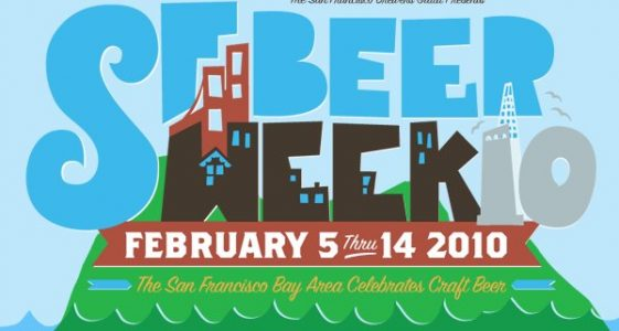 SF Beer Week Is Like Godzilla, Only Bigger (And Not Angry)