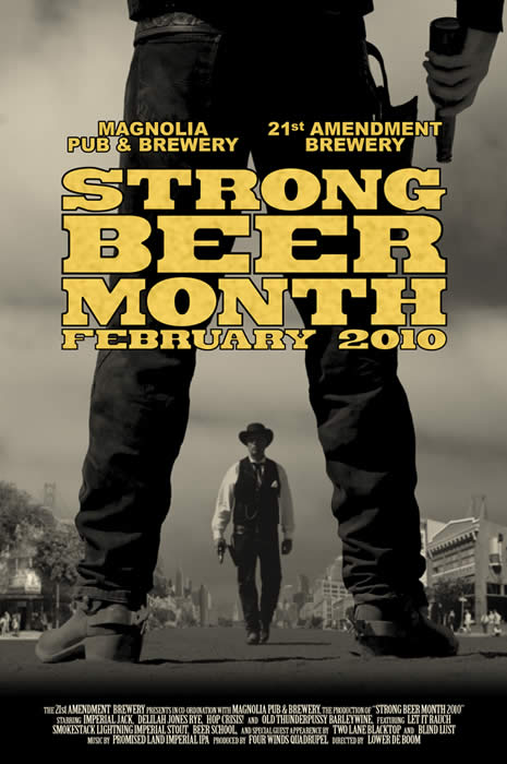2010 Strong Beer Month