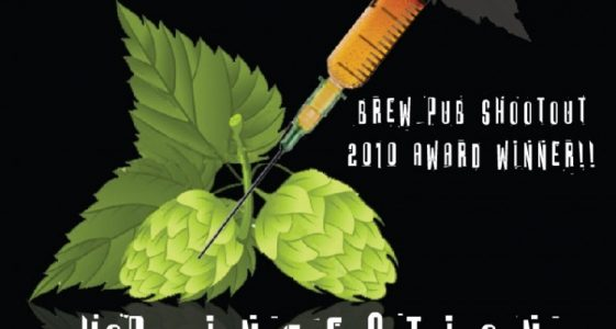 New Release From BrickStone Brewery - Hop Injection IPA