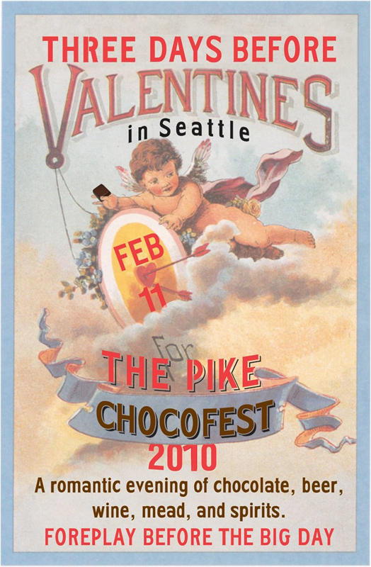 Pike Brewing Hosts 2nd Annual Pike Chocofest