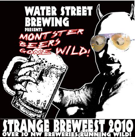 2010 Sixth Annual Strange Brewfest