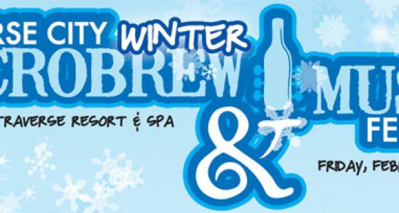 Traverse City Winter Microbrew & Music Festival