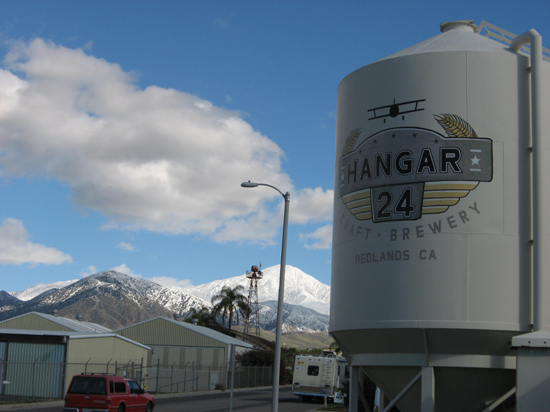 Stop By And Say Hello To Hangar 24