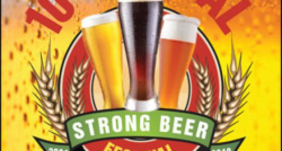 Arizona Craft Brewers Guild – 10th Annual Strong Beer Festival