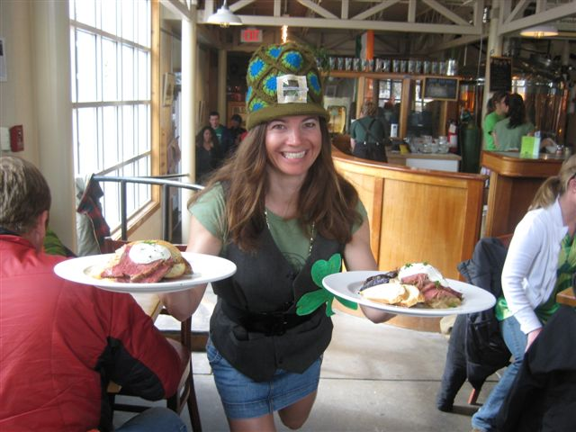 St. Patrick's Day at Snake River Brewing