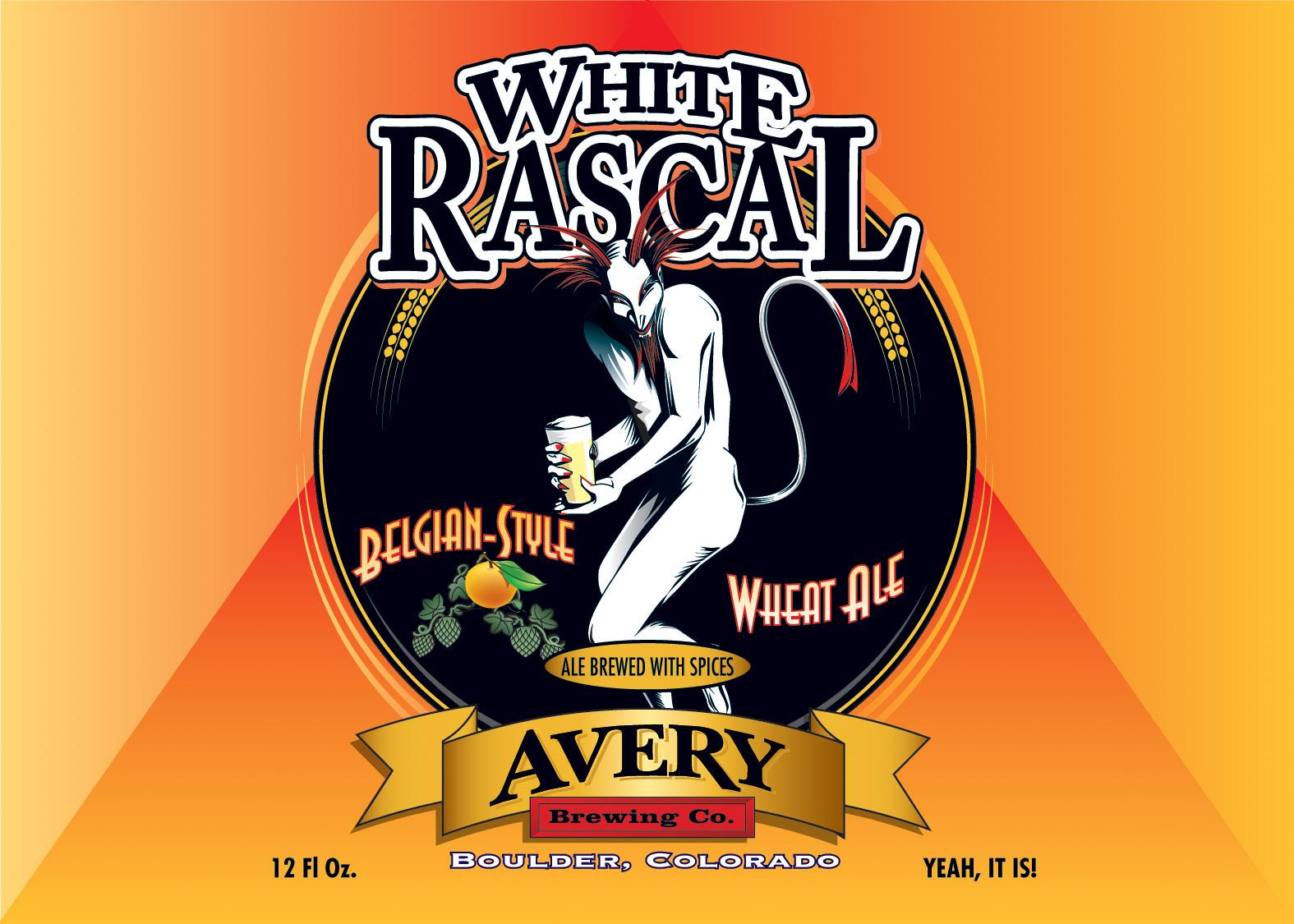 Avery White Rascal