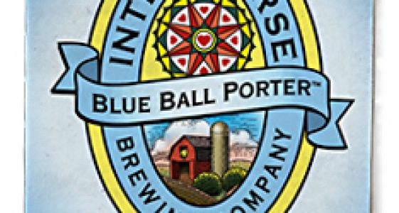 Intercourse Blue Ball Porter
