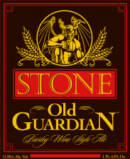 Stone Brewing Old Guardian
