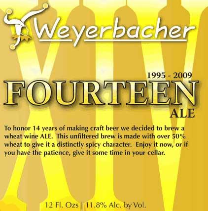 Weyerbacher Fourteen