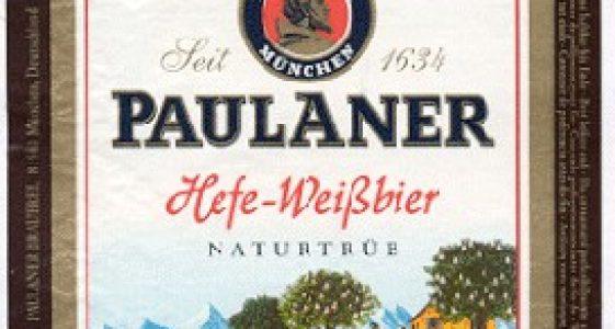 Paulaner Hefeweissbier