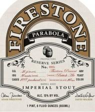 Firestone Walker Parabola Headline Graphic