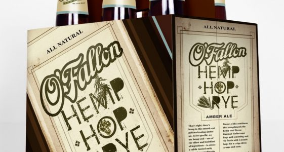 O'Fallon Hemp Hop Rye Beer Released