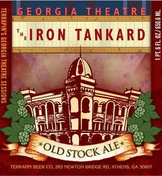 Terrapin Georgia Theatre Session: The Iron Tankard Old Stock Ale