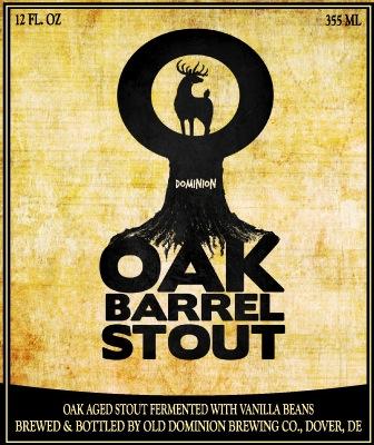 Dominion Oak Barrel Stout