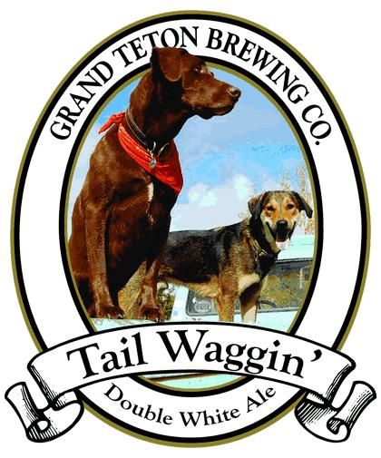 Grand Teton Tail Waggin' Double White Ale