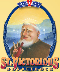 Victory Brewing St. Victorious Doppelbock