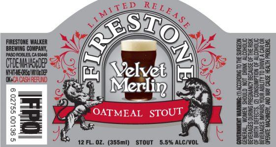 Firestone Walker Velvet Merlin