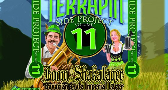 Terrapin Side Project Boom Shakalager