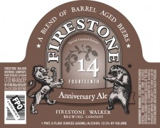 Firestone 14 Label