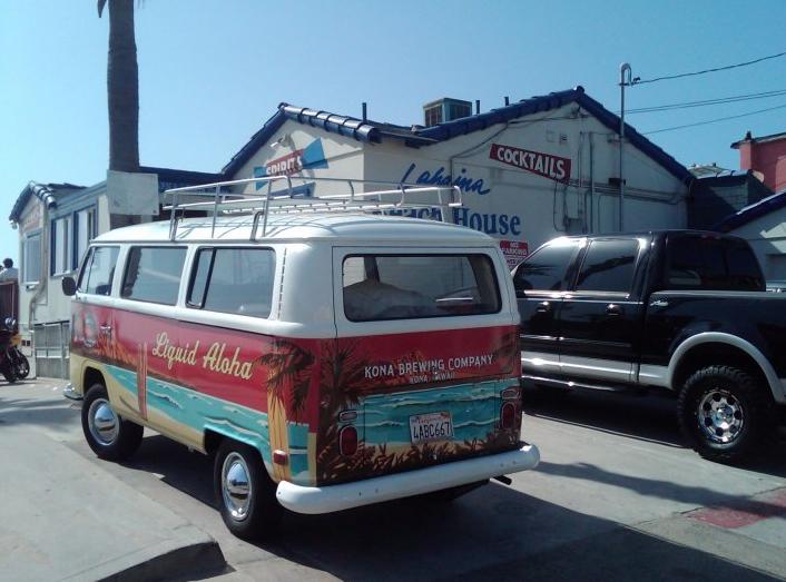 Kona VW Bus