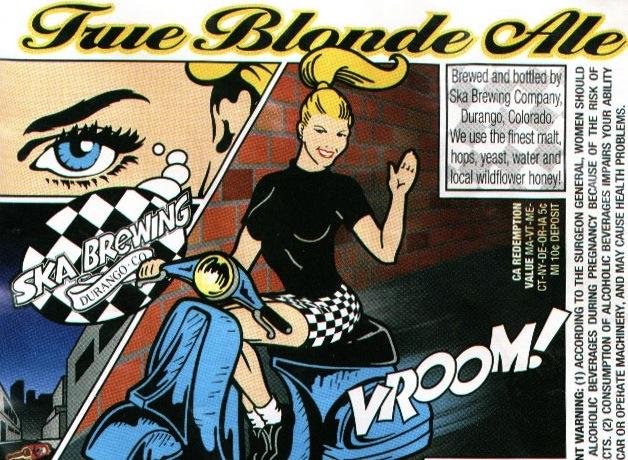 SKA True Blonde