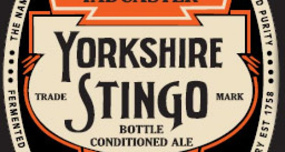 Samuel Smiths Yorkshire Stingo 2010