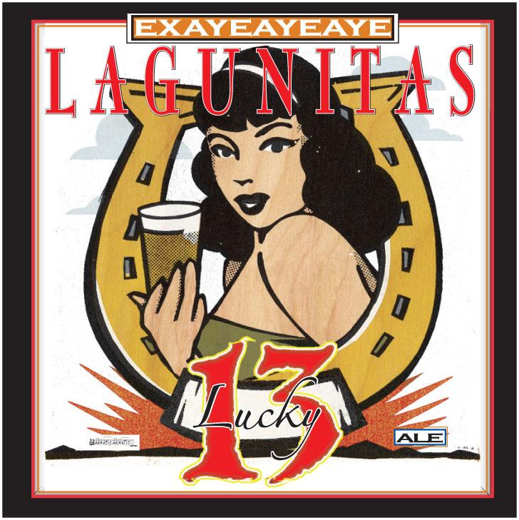 Lagunitas Lucky 13