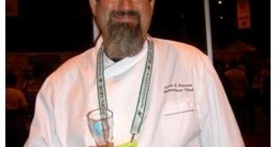 Chef Sean Paxton