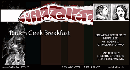 Mikkeller Rauch Geek Breakfast