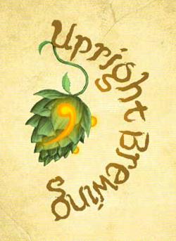 Upright Brewing Logo