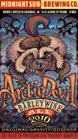 Midnight Sun Arctic Devil 2010