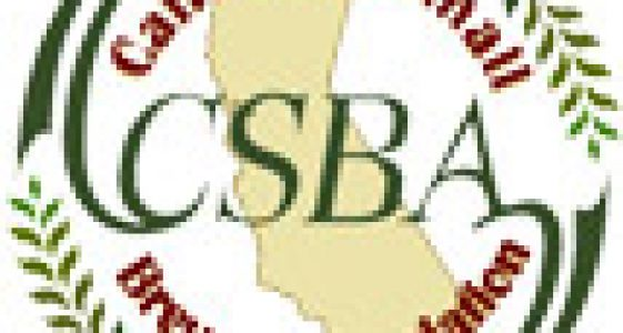 California Small Brewers Association