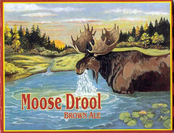 Big Sky Moose Drool