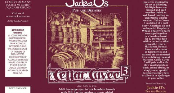 Jackie Os Cellar Cuvee 3