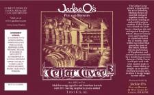 Jackie O's Cellar Cuvee 3