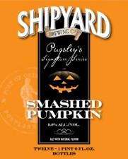 Shipyard Smashed Pumpkin