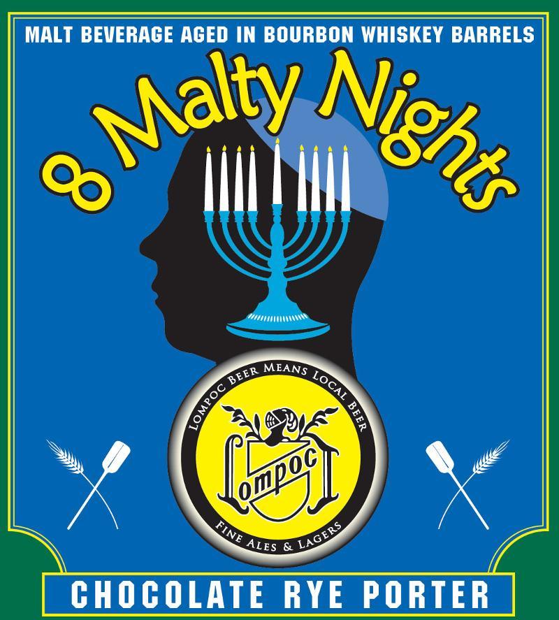 Lompoc 8 Malty Nights