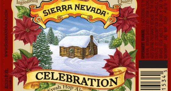 Sierra Nevada Celebration Label