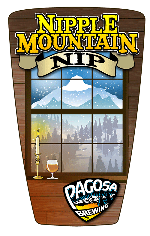 Pagosa Brewing Nipple Mountain Nip