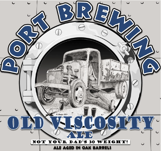 Port Old Viscosity