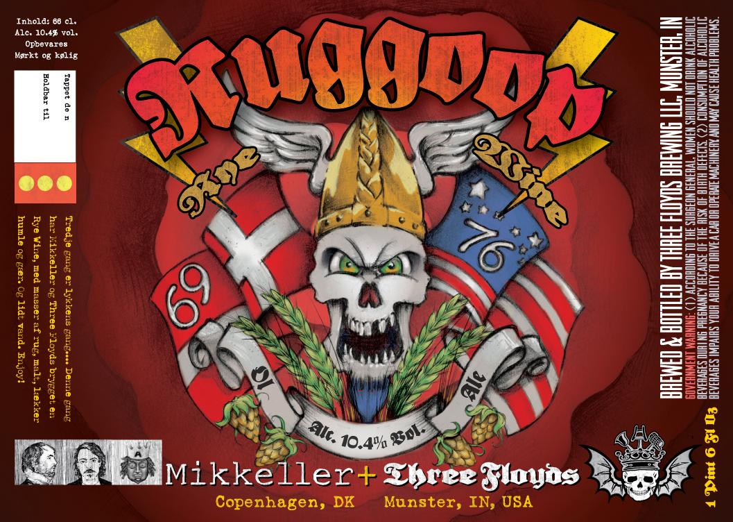 Three Floyds Mikkeller Ruggoop